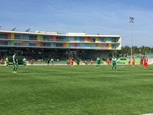 Vermeidbare Niederlage bei Mattersburger Amas – 3:1 (1:0)