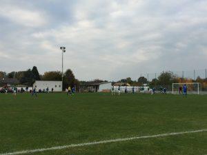 Schmerzhafte Niederlage im Kellerderby gegen Oberwart – 0:2 (0:1)