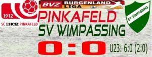 Pinkafeld – SVW 0:0