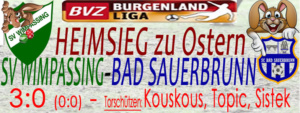 SVW-Bad Sauerbrunn  3:0 (0:0)